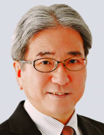 県物産公社の代表取締役社長に就任した湧川盛順氏(県物産公社提供)