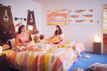 """星野リゾート トマム、鮭尽くしの宿泊プラン「鮭旅」を販売 イクラ丼イメージのお風呂、""""鮭ルーム""""滞在... 画像"""
