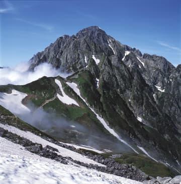 北アルプス 剱岳