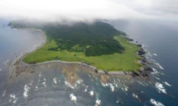 世界自然遺産の北海道・知床半島