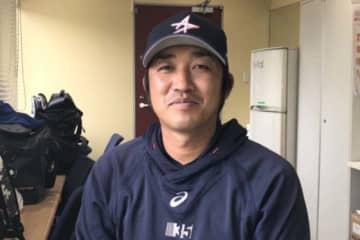 BC茨城・坂克彦監督【写真:細野能功】