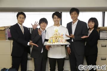 "SixTONES・森本慎太郎が誕生日に贈られた""森本Tシャツ""に大笑い"