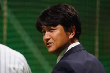 前巨人監督の高橋由伸氏【写真:Getty Images】