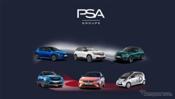 PSAグループの主力車