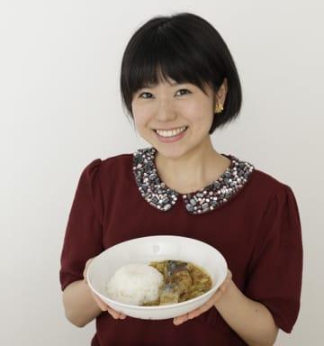 東京大学大学院で食品科学を研究する、スパイス研究家の印度カリー子さん。