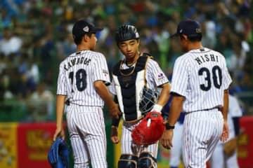侍ジャパンU-12代表は決勝で惜しくも敗れた【写真:Getty Images】