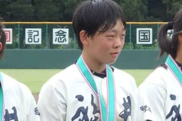 福井工大付福井、全国女子硬式野球ユース大会制覇を決めたのは1年生「体験したことない快感」