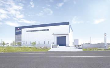 豊田市に開設する新工場(イメージ図)