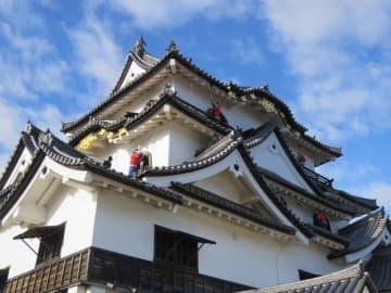 滋賀県彦根市が民間委託の方針を発表した彦根城。入城者の増加を目指す(彦根市金亀町)