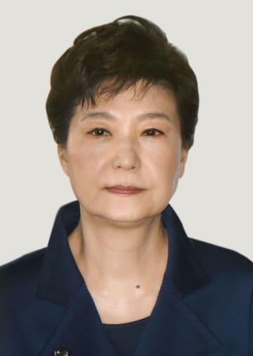 韓国の前大統領、朴槿恵被告(聯合=共同)