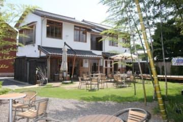 中国建築文化賞を受賞した倉敷市美観地区の「くらしき町家サロン」