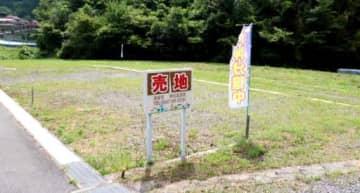神石高原町が坪8円で販売している町有遊休地