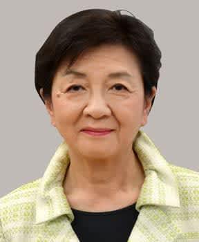 嘉田由紀子参院議員