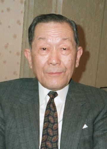 死去した長谷川慶太郎さん