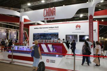 トルコ・イズミルで国際博覧会 中国企業も多数出展