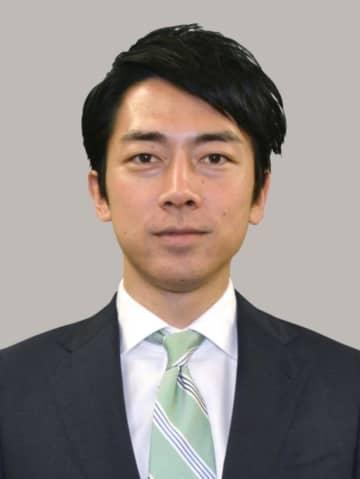小泉進次郎元復興政務官