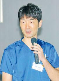 「腎臓がんとダヴィンチ手術」について解説する前鼻主任医長