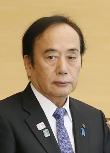 上田清司前埼玉県知事
