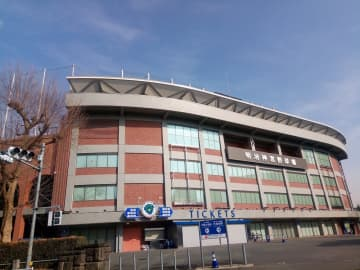 神宮球場。来季は高津ヤクルトが成果を出せるか