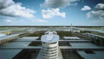 世界最大規模の単体サテライト施設、上海浦東国際空港で運用開始