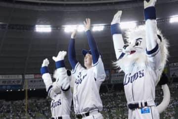 西武が日本ハムの2-0で勝利し優勝へのマジックを「5」とした【写真:荒川祐史】