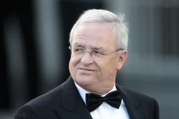 ドイツ自動車大手フォルクスワーゲン(VW)のウィンターコルン元会長=2015年6月、ベルリン(AP=共同)