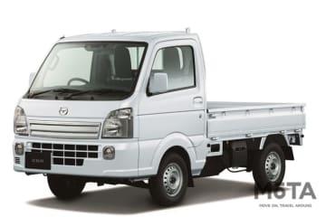マツダ スクラムトラック 「KX」 2019年9月一部改良モデル