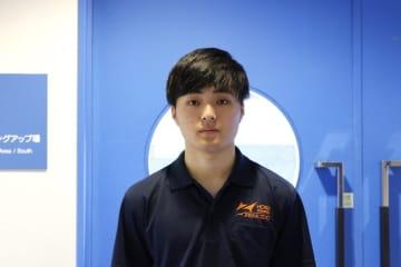 大学に進学し、心技体を磨く中村太郎
