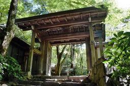 有馬大茶会や紅葉スポットとして知られる瑞宝寺公園=神戸市北区有馬町