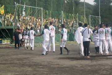 BC栃木が初優勝を決めた【写真:細野能功】