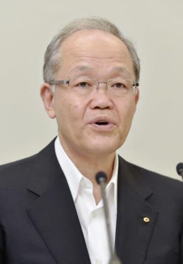 関西電力の豊松秀己元副社長