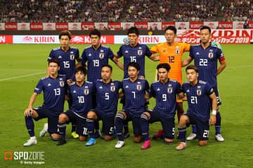 W杯アジア2次予選に臨むメンバーを発表