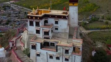 ユムブラカン、チベット最古の宮殿