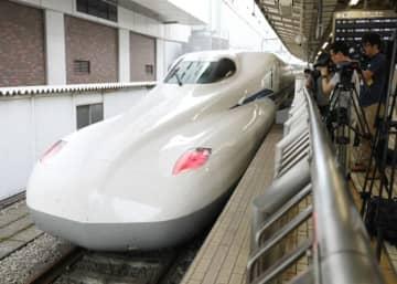 時事通信 東海道新幹線「N700S」