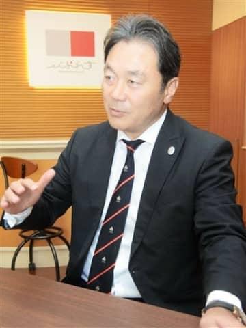 ◇きよみや・かつゆき 大阪市出身。早稲田大や社会人リーグでFW(フォワード)の選手として活躍した後、早稲田大とトップリーグのサントリー、ヤマハ発動機の監督を歴任。今年1月、8年間務めたヤマハの監督を退任した。長男はプロ野球日本ハムの幸太郎選手。
