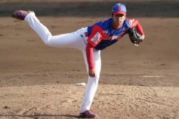 独立リーガーにNPB10球団から調査書届く BC埼玉武蔵の19歳右腕・松岡洸希