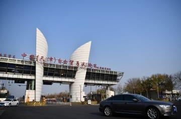 航空事業、天津港保税区へ6件契約、産業集積が加速