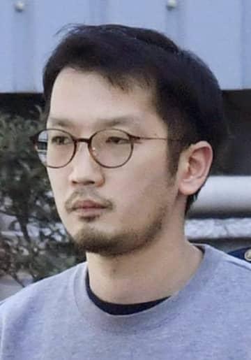 船戸雄大被告(送検された2018年3月4日撮影)