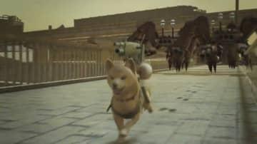 """『メタルマックス』の新世代を告げるティザー映像を公開─世界はリアルに描かれ、""""ポチ""""も走る!"""