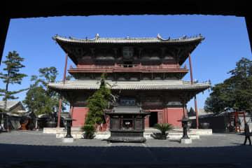 日本の学者も驚いた遼代の建築 天津独楽寺