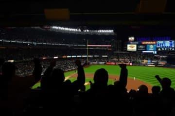ヤンキースファンの行動に批判が殺到…【写真:Getty Images】