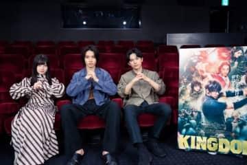 山崎賢人『キングダム』10キロ減の役作りを回顧「キツくても最高」