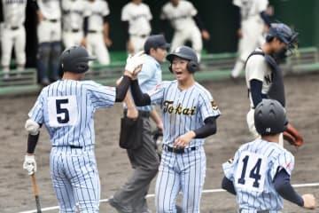 東海大相模、来春のセンバツ確実に 高校野球秋季関東大会