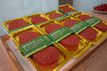 中国のハム大手、「植物肉」を米デュポンと共同開発