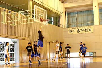 全国選手権県予選に向けて練習も緊張感が増す