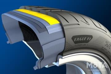 グットイヤー EAGLE F1 ASYMMETRIC 5 2019年11月5日発売