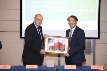 中国と欧州の研究者、気候変動に共に立ち向かう