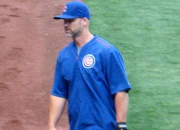 Cubs' David Ross