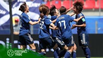 なでしこジャパン(FIFA女子W杯フランス時)写真提供: Gettyimages