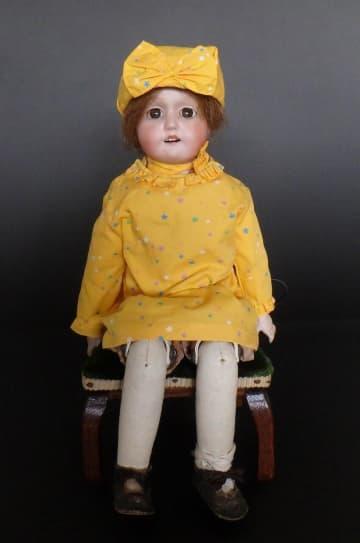 フェスタで展示される「青い目の人形」(伊勢原市提供)